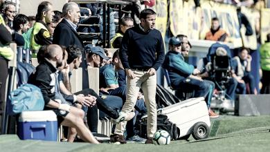 """Javier Calleja: """"Hemos sabido jugar con los tiempos del partido"""""""