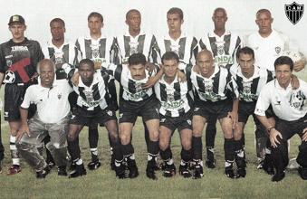 Há 20 anos, Atlético-MG batia Lanús-ARG e conquistava bicampeonato da Copa Conmebol