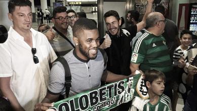 Joel Campbell vuelve al Real Betis