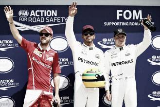 Hamilton quebra recorde da pista, iguala número de poles de Senna e larga na frente no Canadá