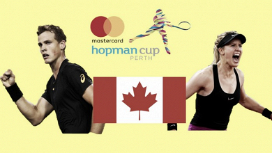 Hopman Cup: Vasek Pospisil, Eugenie Bouchard leads Canada's campaign