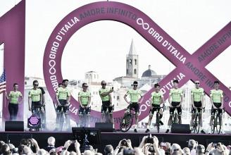 Giro de Italia 2017: Cannondale-Drapac, jóvenes escaladores al ataque