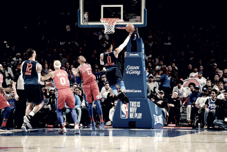 NBA - OKC passa a Philadelphia dopo tre supplementari, Washington doma i Clippers