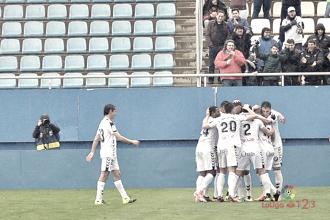 Dos cambios de Enrique Martín otorgan los tres puntos al Albacete