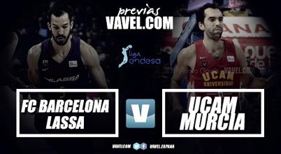 FC Barcelona Lassa - UCAM Murcia: ganar para olvidar la caída en Europa