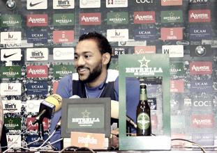 """Sadiel Rojas: """"Solo pienso en ganar partidos y ascender posiciones en la clasificación"""""""