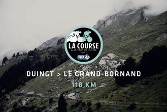 Se presenta La Course: otro paso para atras