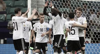 Alemanha na final da Taça das Confederações