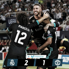 Real Madrid conquista Supertaça Europeia