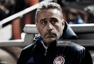 Oficial: Paulo Bento já não é treinador do Olympiacos