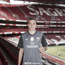 Oficial: Alex Pinto assina pelo Benfica