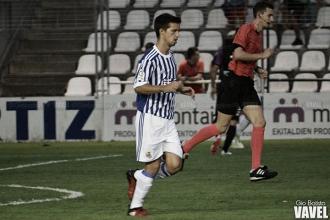 """Eneko Capilla: """"El Burgos es un equipo que no mete muchos goles pero no encaja"""""""