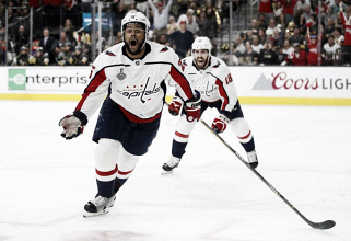 Capitals win franchises first Stanley Cup