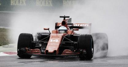 """Alonso, último en Monza: """"Viendo los tiempos, hubiese sido posible estar en el top cinco"""""""
