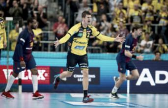 Resumen FC Barcelona Lassa vs Rhein Neckar Löwen en VELUX EHF Champions League