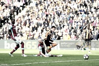 Hull City dá a volta ao West Ham: Marco Silva espreita manutenção