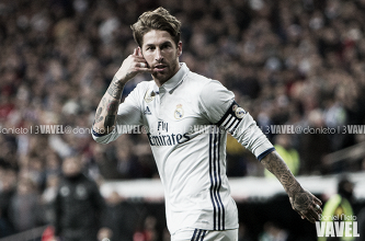 Sergio Ramos, la pesadilla colchonera