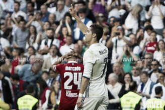 Cristiano cierra el Bernabéu con un doblete ante su víctima favorita