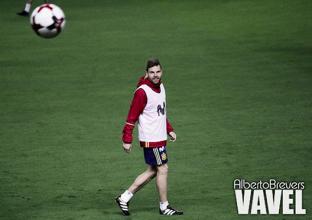 Illarramendi: ''Estoy muy contento por el gol''
