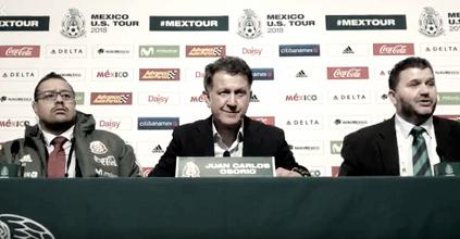 "Juan Carlos Osorio: ""Nos demostramos que podemos competir contra ese tipo de futbol"""