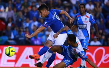 Cruz Azul vs Pueblaen vivo y en directo online en Liga MX 2018