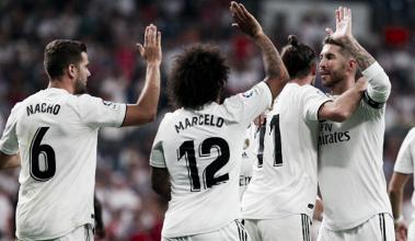 Real Madrid - Getafe: puntuaciones Real Madrid, jornada 1 de la Liga Santander