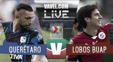 Resumen Querétaro 2-0 Lobos BUAP en Liga MX 2018