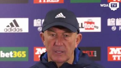 """Tony Pulis: """"tengo algo en mente que quiero usar y se adaptará a los jugadores que tenemos"""""""