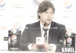 """Matías Almeyda: """"Vamos recuperando nuestra idea futbolística"""""""