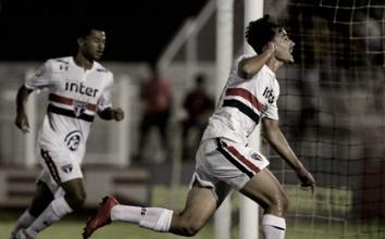 Resultado de São Paulo x Vitória pelaCopa São Paulo de Futebol Júnior 2018 (4) 2-2 (3)