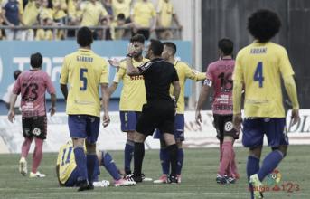 El Cádiz toma la delantera en la semifinal del 'play-off'