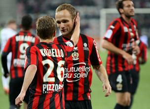 OGC Nice - AS Saint-Etienne : Germain offre l'Europe
