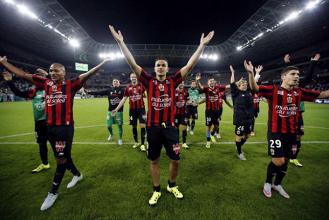 OGC Nice - Girondins de Bordeaux : une rivière de buts à l'Allianz