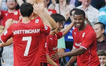 Cardiff stun City in 3-2 win