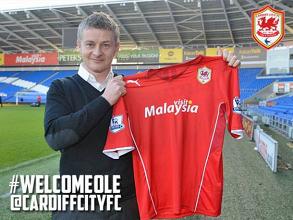 OFFICIEL : Solskjaer, manager de Cardiff