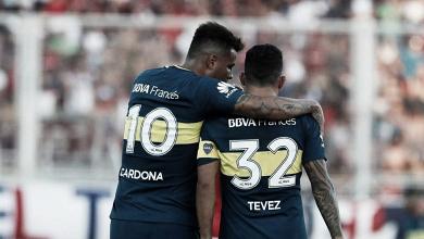 Cardona y Tevez se perderán el partido contra Talleres