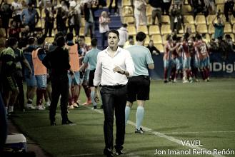 """Julio Velázquez: """"El equipo está francamente bien"""""""