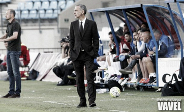 Carlos Terrazas, nuevo técnico de la Deportiva