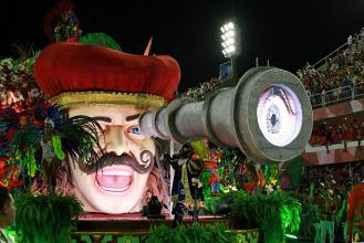 Unidos de Padre Miguel e Império da Tijuca empatam na disputa de melhor samba da Série A em votação da VAVEL CARNAVAL.
