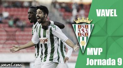 Caro, MVP del Córdoba CF ante el Numancia según los lectores de VAVEL.com