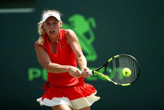 WTA Praga - Bene la Wozniacki, torna in campo la Giorgi
