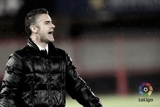 Lluís Carreras se convierte en el nuevo entrenador del Nàstic