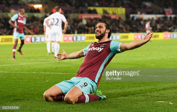 Swansea City 1-4 West Ham United: Hammers deliver knockout punch to secure Boxing Day points