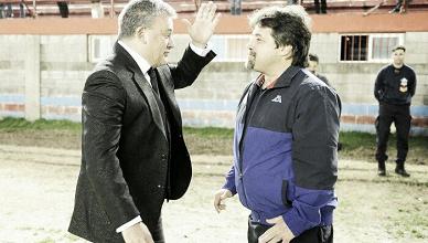 """Ricardo Caruso: """"Estoy fastidioso con el partido que perdimos"""""""