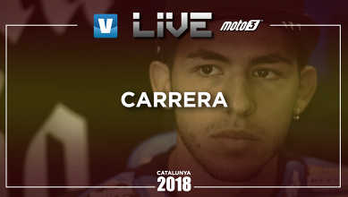 Resumen Carrera GP de Catalunya 2018 de Moto3