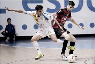 El CatgasEnergía derrota al Ríos Renovables Zaragoza y disputará los play-off