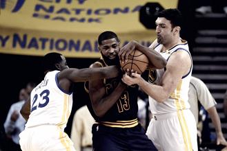 NBA - Il futuro dei Cavs con l'incubo di Golden State