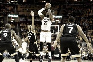 Cleveland Cavaliers demolish Toronto Raptors 125-103, earn 2-0 series lead