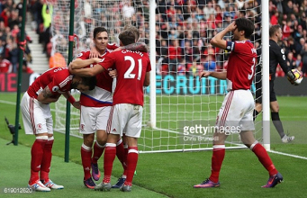 Middlesbrough 2-0 AFC Bournemouth: The Cherries slump to surprise defeat