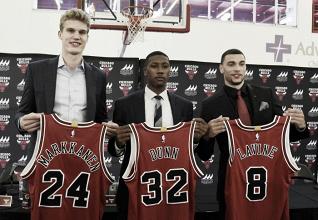 NBA, i Chicago Bulls cambiano pelle